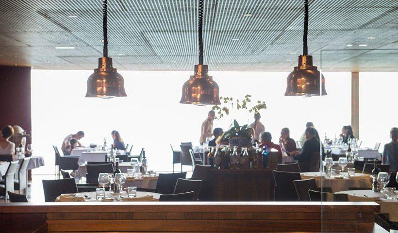 Comedor del restaurante Brunelli's | Foto: tomecano7