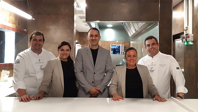 El equipo de El Rincón de Juan Carlos emprende una nueva etapa | Foto: José L. Conde