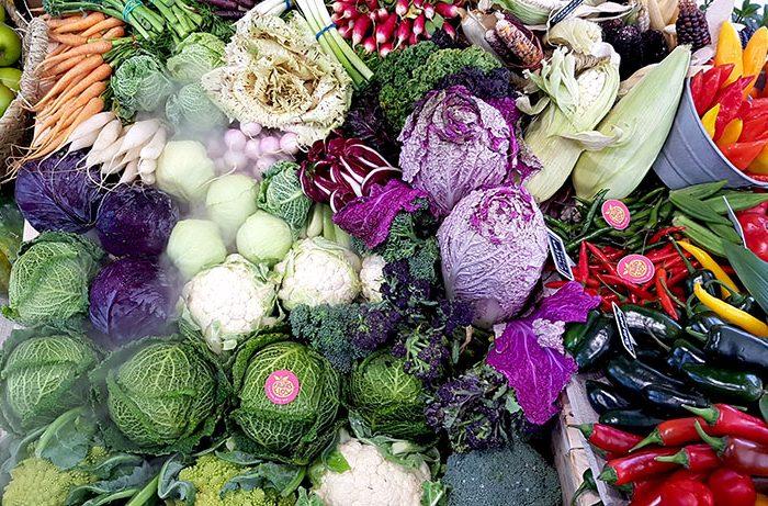 2021 ha sido declarado por las Naciones Unidas como Año Internacional de las Frutas y las Verduras | Foto: José L. Conde