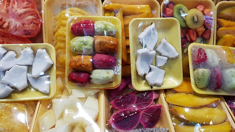 Los expertos se desmarcan de la idea de sustituir el consumo de frutas y verduras por complementos vitamínicos | Foto: José L. Conde