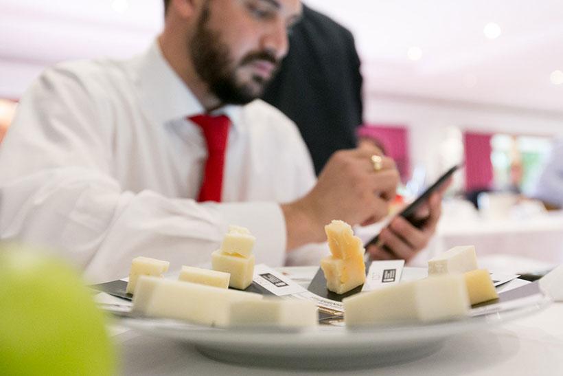 Los quesos podrán competir según su grado de maduración como tiernos, semicurados, curados, viejos y añejos
