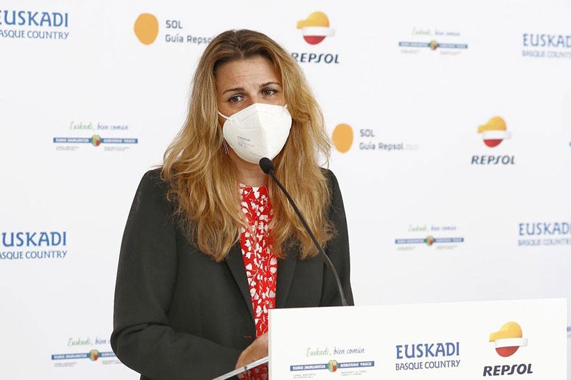 María Ritter, directora de la Guía Repsol