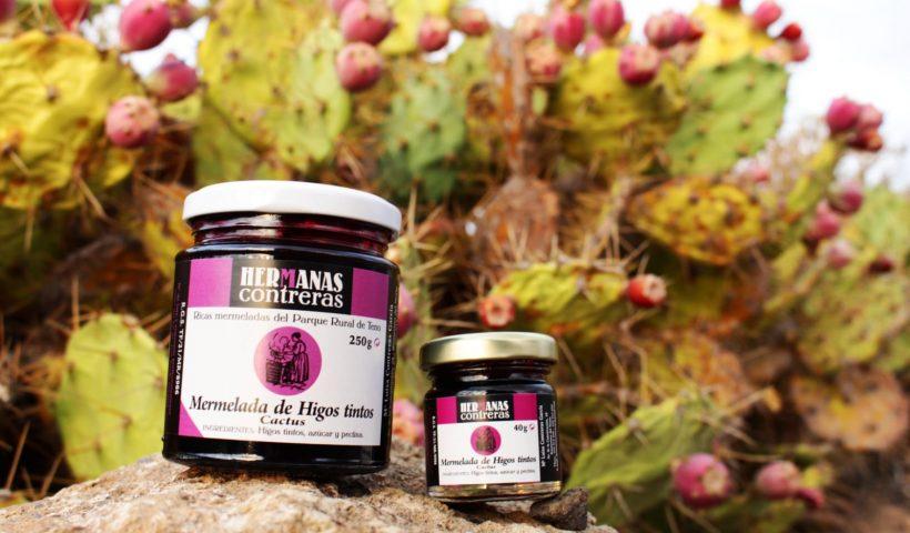 La mermelada de higos tintos de las Hermanas Contreras