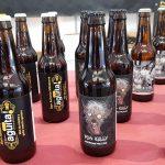 Algunas de las variedades de cerveza Agüita | Foto: José L. Conde