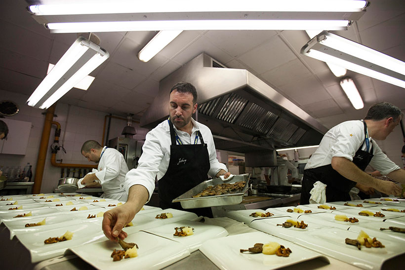 """El concepto de las """"dark kitchen"""" nació en Inglaterra a causa del elevado coste de los alquileres de negocios   Foto: Coconut"""