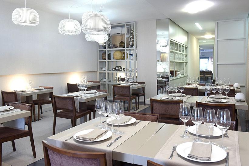 Los comedores de los restaurantes vuelven a abrir sus puertas | Foto: Sergio Méndez