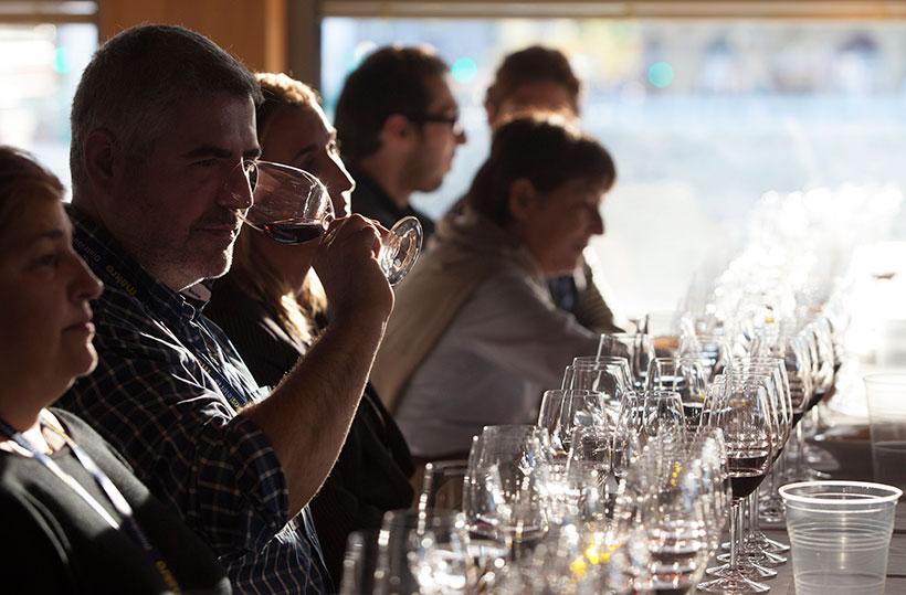 Imagen de una sesión de cata de vinos | Foto: Coconut