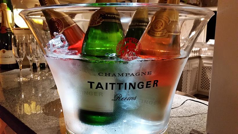 Taittinger busca la excelencia a la hora de hacer grandes champagnes | Foto: José L. Conde