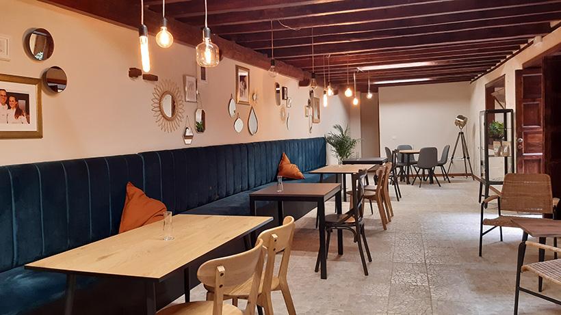 Una de las salas de Haba Tonka | Foto: José L. Conde