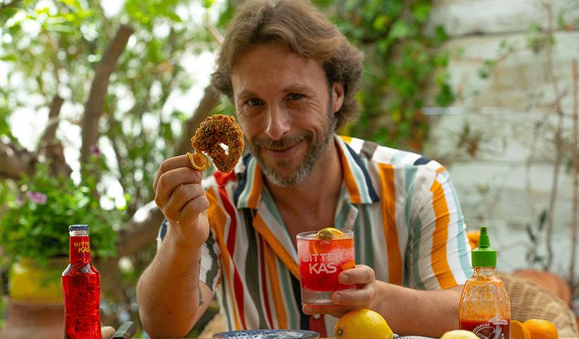 Pablo Albuerne, es decir, Gipsy Chef