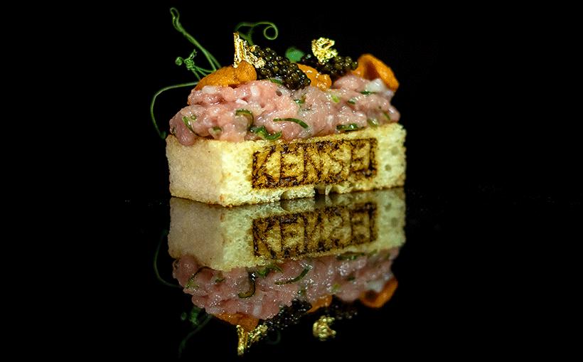 Una de las propuestas gastronómicas del Kensei