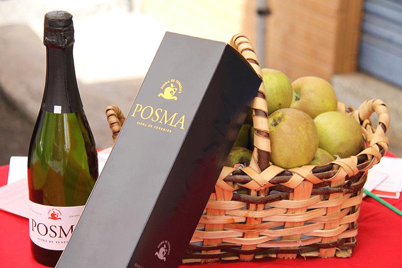 La sidra Posma ha logrado el premio a la mejor sidra espumosa brut en el XI Salón Internacional de Sidras de Gala