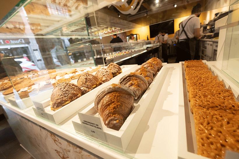 La pastelería atenderá las demandas de los celíacos, diabéticos y también veganos   Foto: Fran Pallero